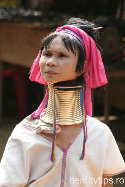 femeie-thailanda-tribul-kayan