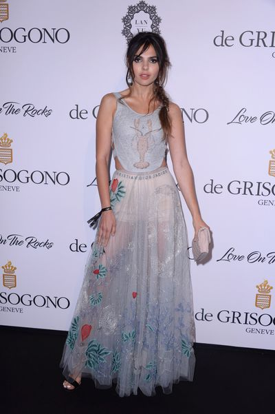 Doina Ciobanu 70th Cannes Film Festival PH party De Grisogono Cannes France 23rd May 2017 © FameFlynet_Italy/SGP id 110770_046 *not exclusive