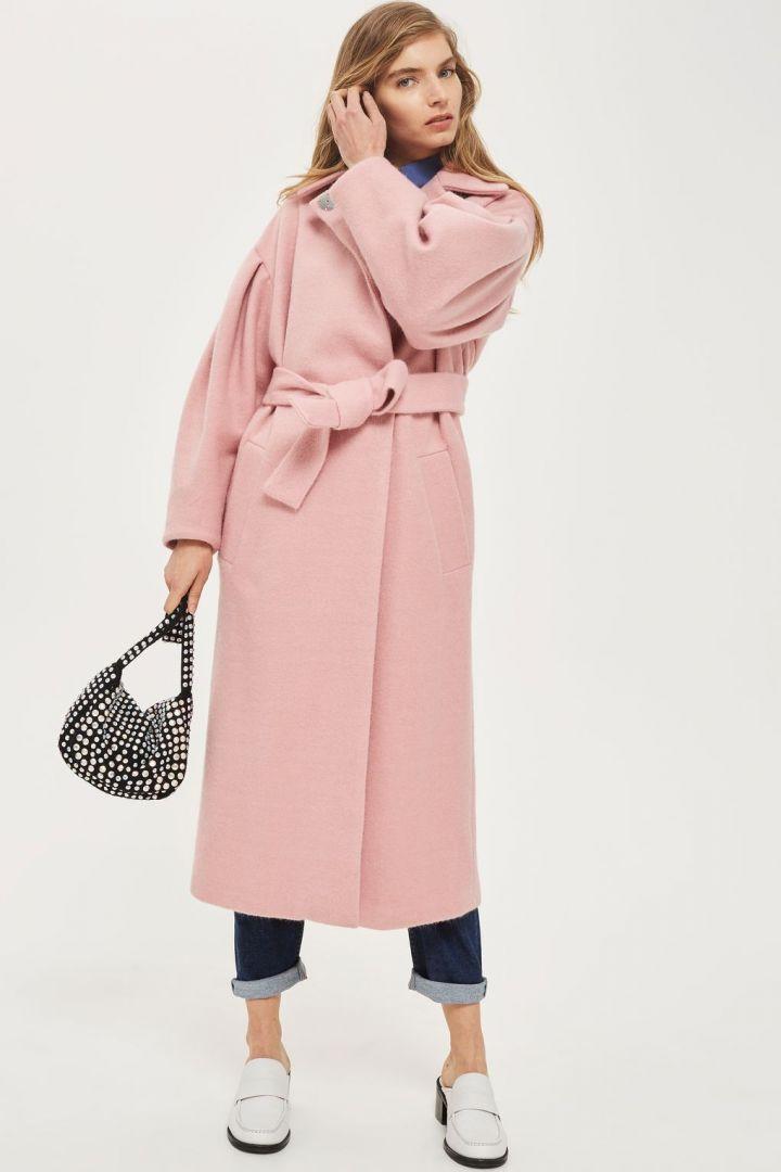 palton-roz-supradimensionat-din-lana-prevazut-cu-cordon-129-lire-topshop-com_