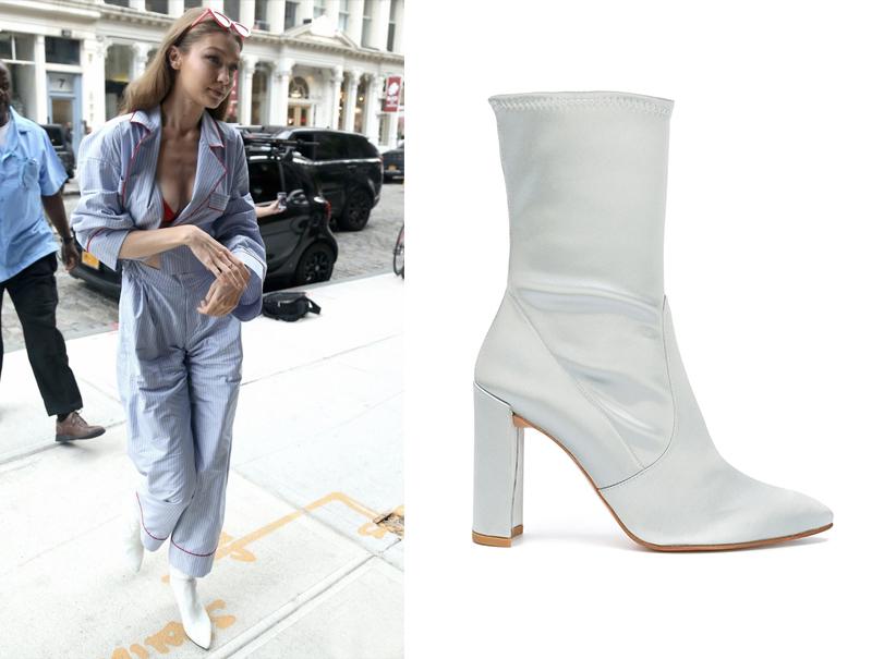 gigi-hadid-white-boots-pajamas-2