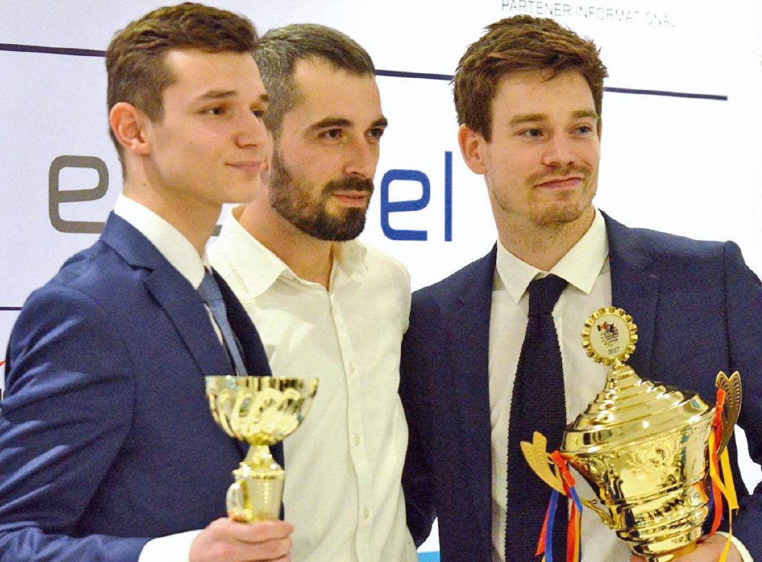 Cei mai buni sportivi ai ţării: Serghei Uscov, Petru Cataraga şi Aaron Cook
